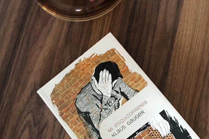 Mi esquizofrenia. Libro de Klaus Gauger