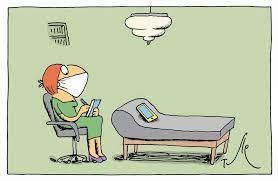 Terapia online en tiempos de pandemia.